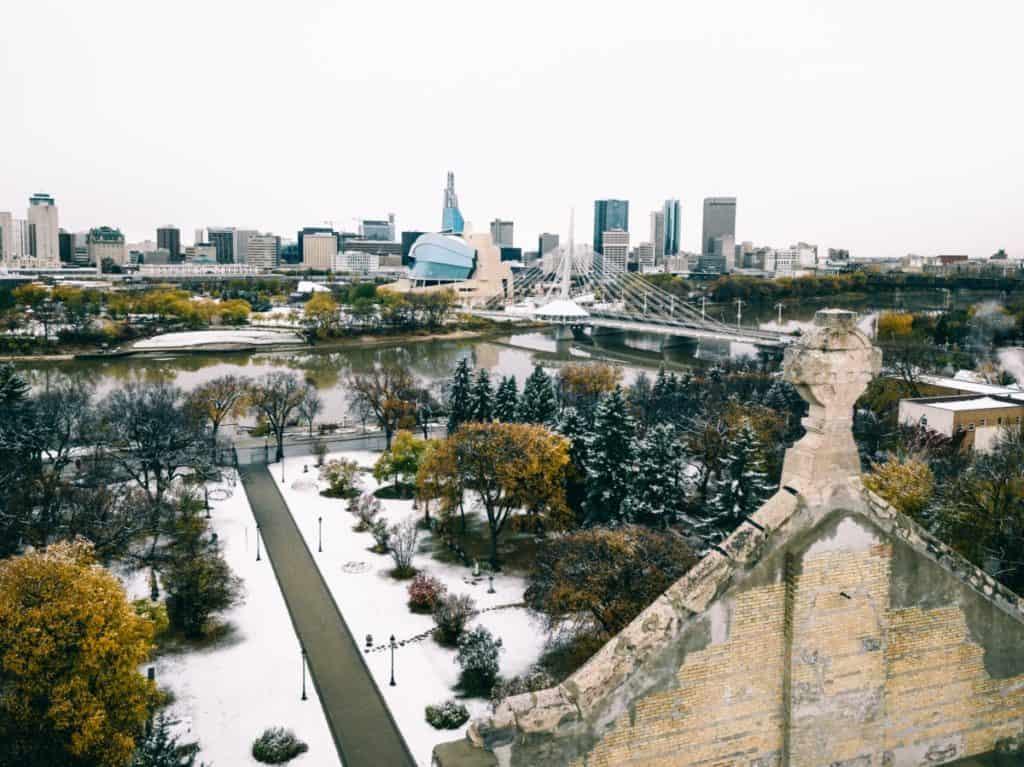 Winnipeg View
