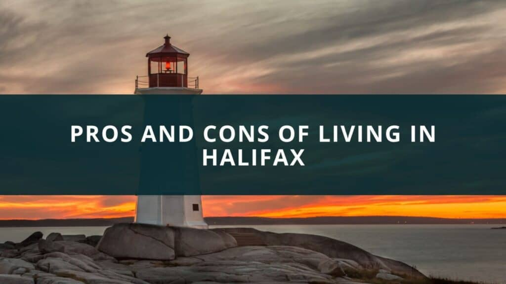 Pros and Cons of living in Halifax