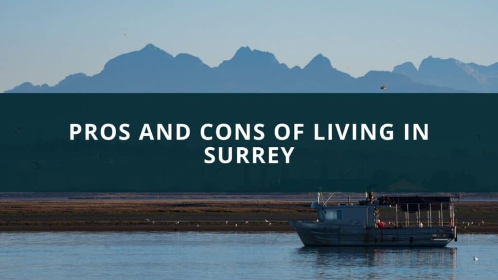 Pros and Cons of Living in Surrey